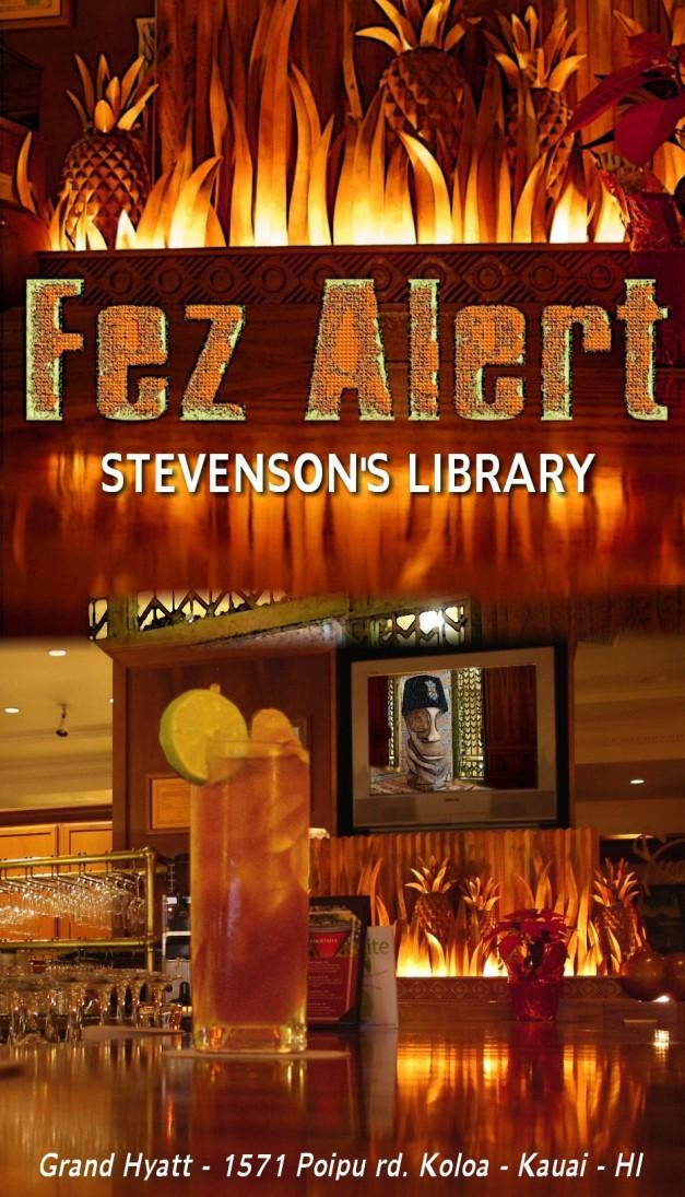 STEVENSONS'SFEZBAR