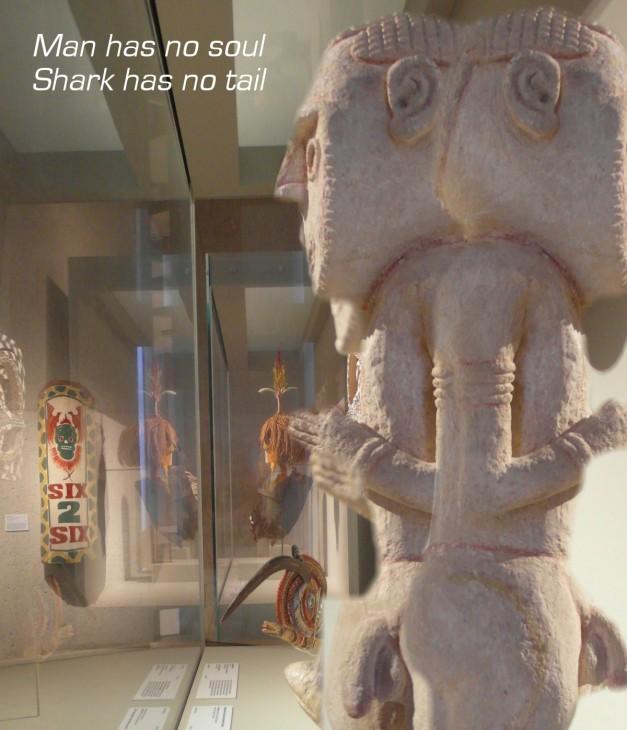 Man:Shark-a